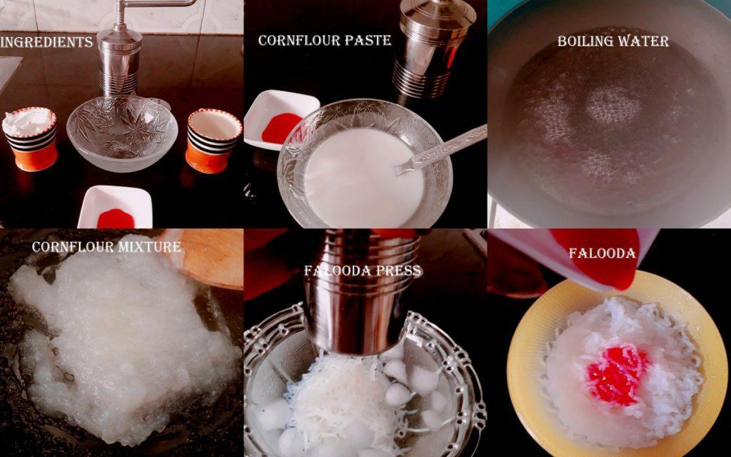 How to make Falooda at home