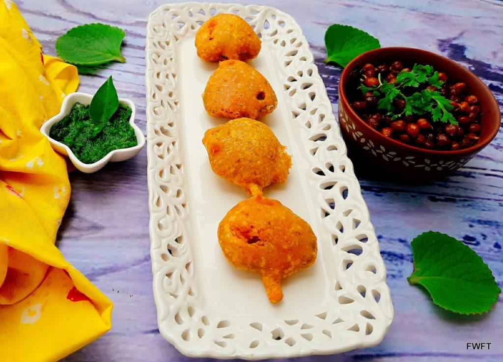 From Garden to Table | Ajwain Patte Ke Pakore