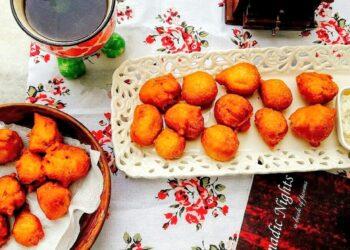 Andhra Mysore Bajji Recipe
