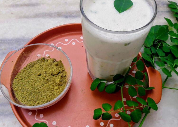 Moringa Masala Buttermilk Recipe