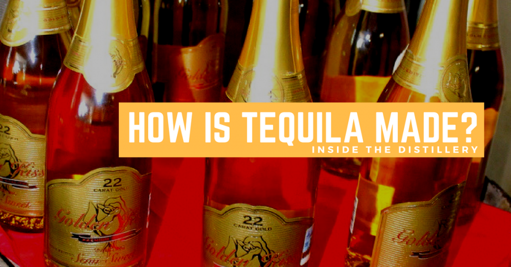 How is Tequila Made in Distillery