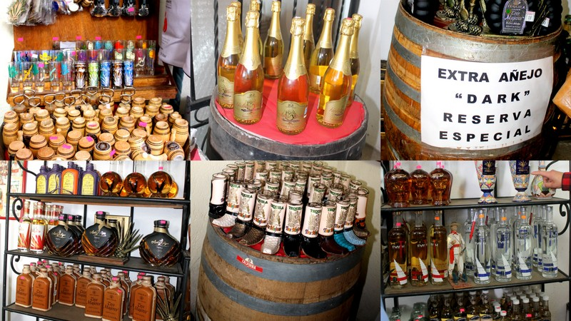 Tequila for sale