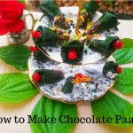 How to Make Chocolate Paan