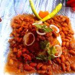 Punjabi Rajma in Kolhapuri Gravy
