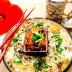 Easy Mushroom Garlic Fried Rice Recipe