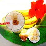Banana Lassi- Navratri Vrat Recipes