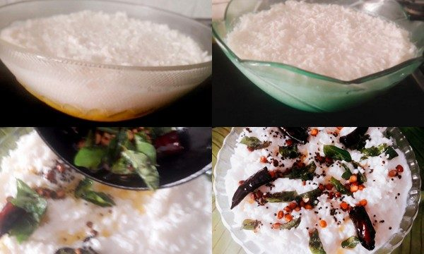 Adjust the consistency of the curd rice according to taste. 