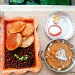 Navratri Kala Chana| Puri | Sooji Halwa Recipes