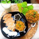 Keema Gobhi/Minced Cauliflower Curry