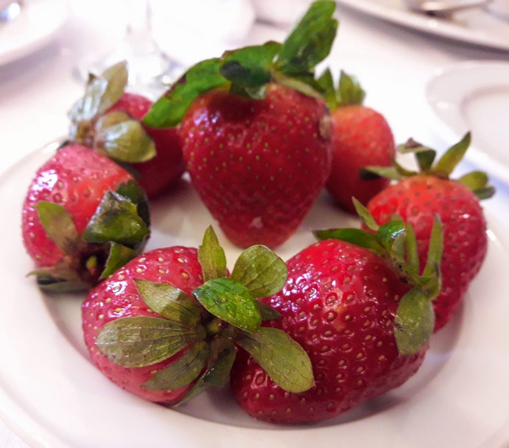 Luscious Strawberries