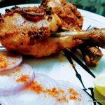 Oven Roasted Crispy Chicken Drumsticks