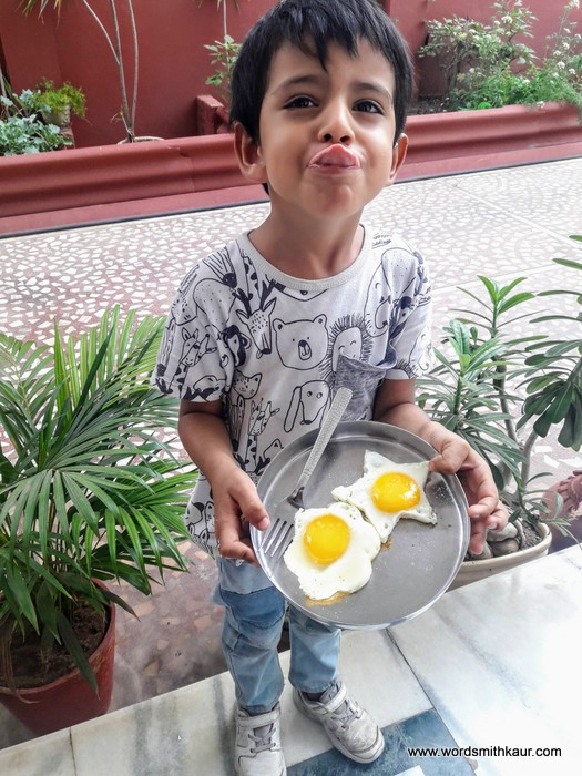 All About Eggs and Yolks| -Arian