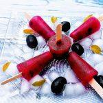 Jamun Popsicles/ Black Plum Ice Lollies #BlogchatterA2Z
