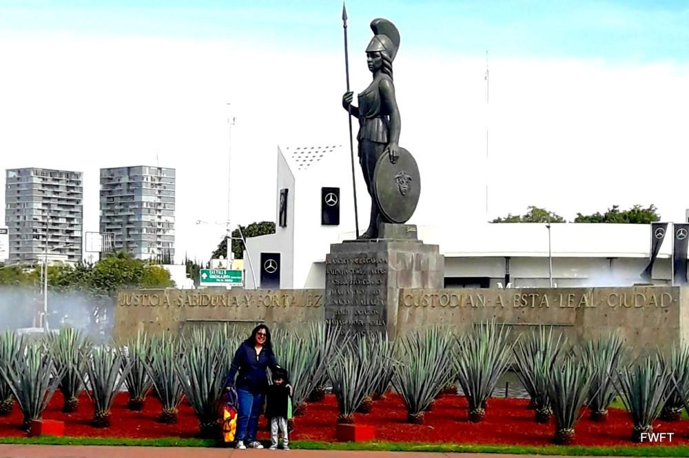 Guadalajara-Mexican City of the future! #BlogchatterA2Z