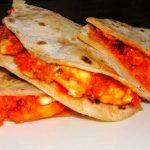 How to make Paneer Quesadillas #BlogchatterA2Z