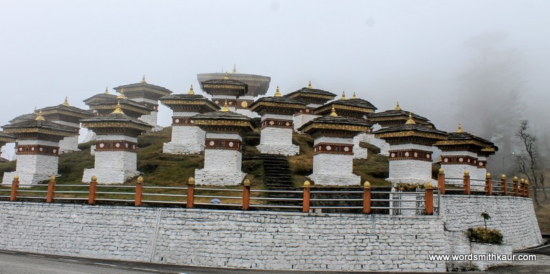 Dochula Pass Ultimate  Tourist's Guide to Bhutan
