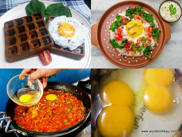 All about Eggs and Yolks