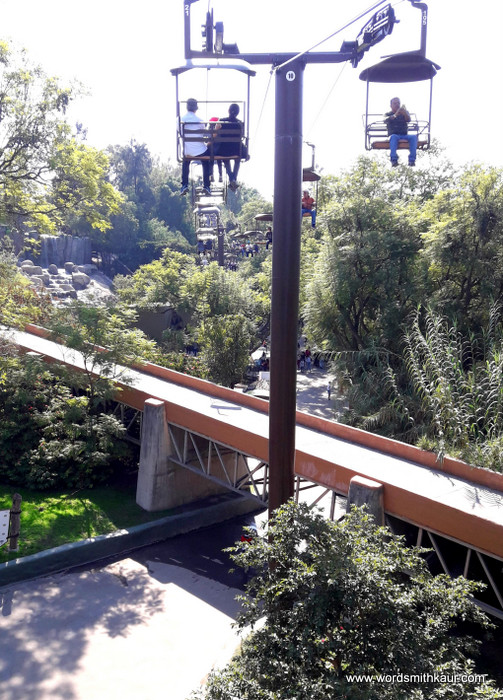 Zoologico Guadalajara  Cable Car