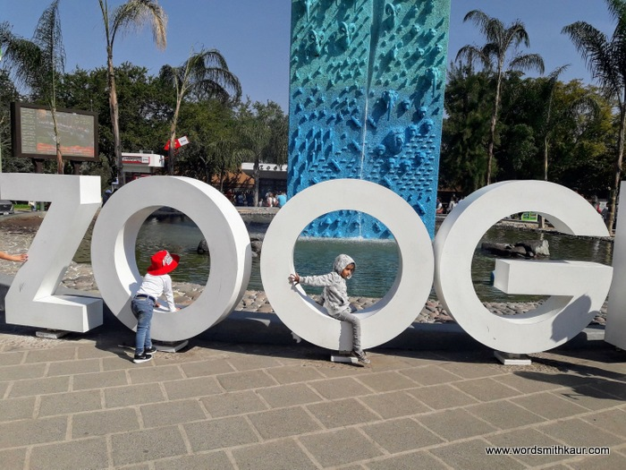A Tourist Guide to Zoológico Guadalajara #BlogchatterA2Z
