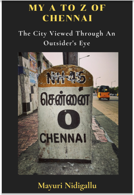 Review of My A to Z of Chennai / The City Viewed through an Outsider's Eye