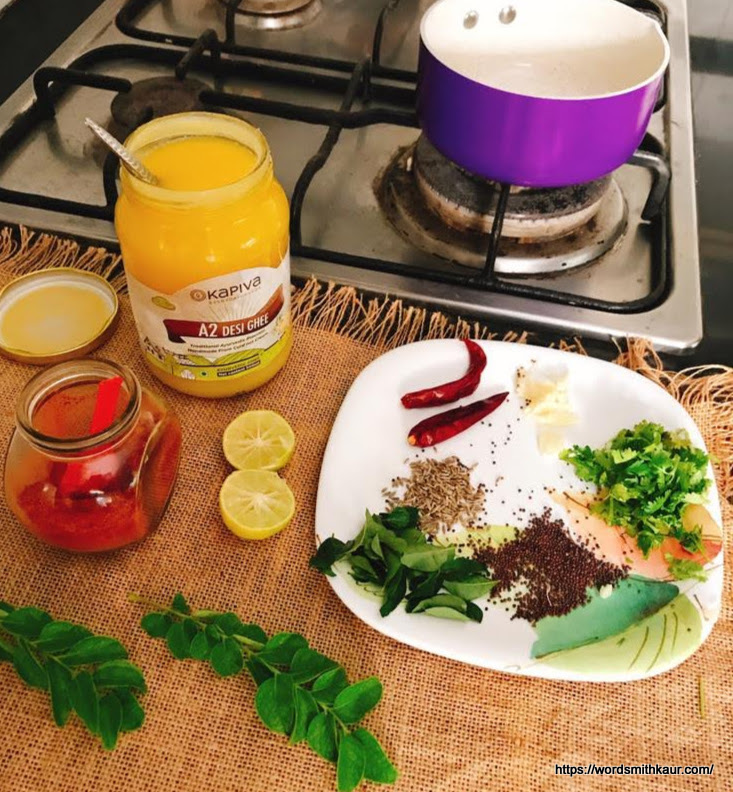 Andhra Tomato Pappu or Tomato Dal tadka
