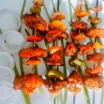 Chicken Kebab Step by Step Recipe