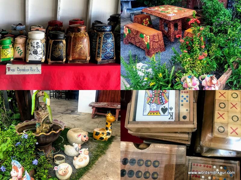 Thai Artefacts Old Town Lanta