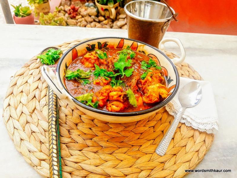 Punjabi Chicken Curry  Murgh Tariwala