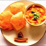 Puri-Aloo Bhaji Recipe #Bharatkazaika
