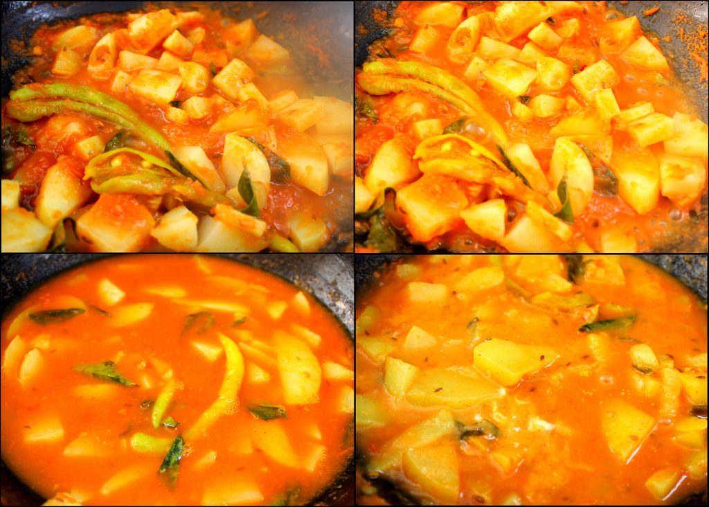 Puri-Aloo Recipe #Bharatkazaika