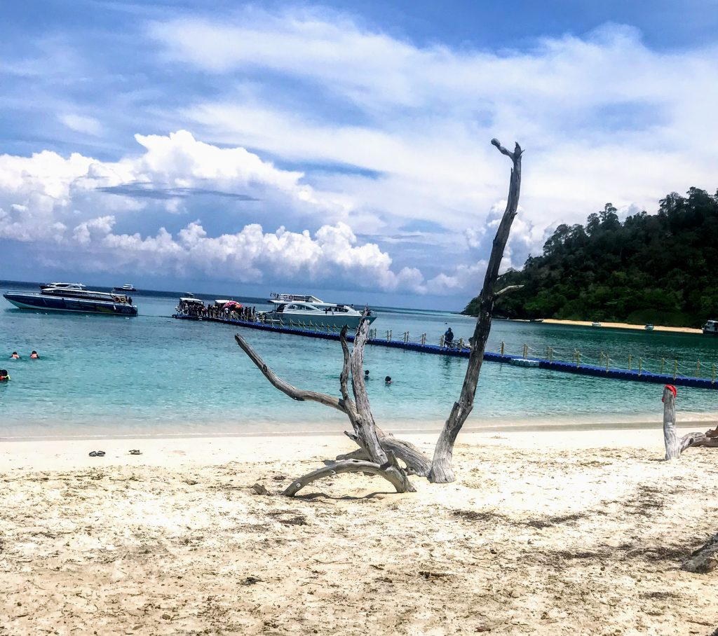 Koh rok ranger station Beach