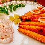 Crispy Babycorn Satay Recipe