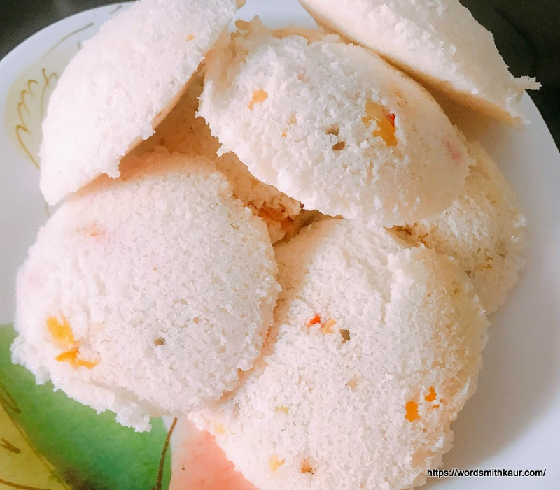 Stuffed Idli Recipe | Sweet Corn/Mushroom  are ready