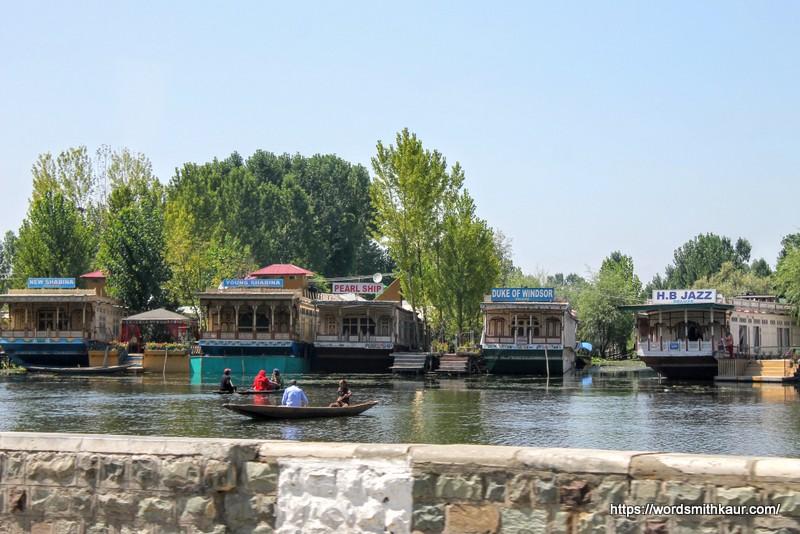 House Boats Dal Lake Srinagar