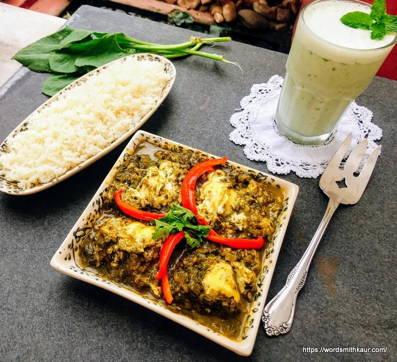 Tangy Chukkakurra Shakshuka Recipe