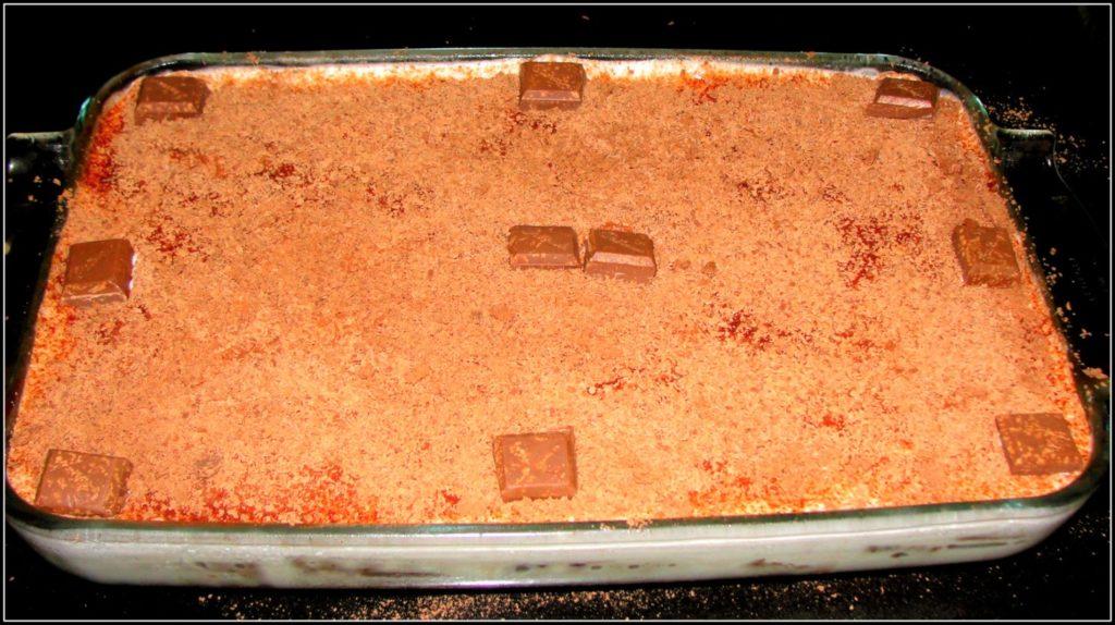 Creamy Bourbon Pudding Recipe
