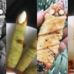 Halloween Snack Ideas| Frankenstein's Fingers and Macabre Mummies