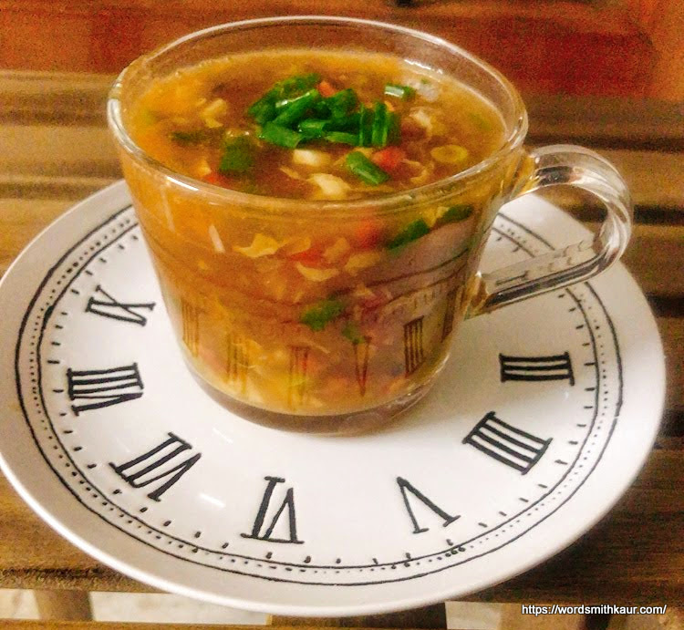 easy hot & sour soup recipe