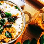 Andhra Style Mamidi Allam Pachadi or Mango Ginger Pickle