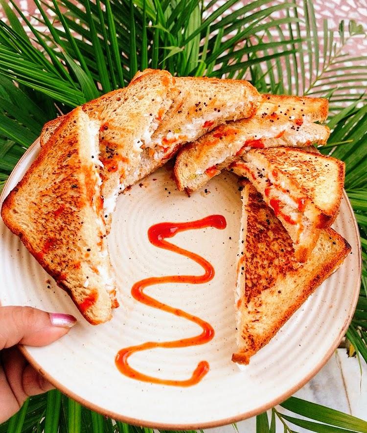 creamy coconut sandwiches recipe