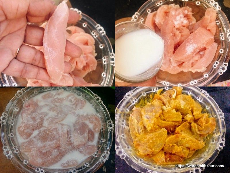 marinade for chicken majestic