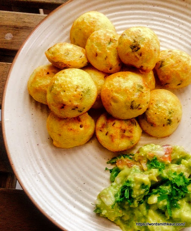 appe with guacamole