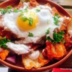 mexican chilaquiles rojos recipe