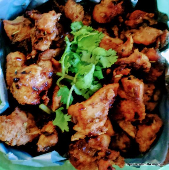 Saucy Oriental Chicken Recipe