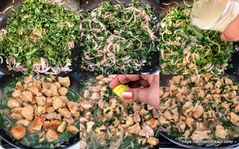 Versatile Lemon Garlic Chicken
