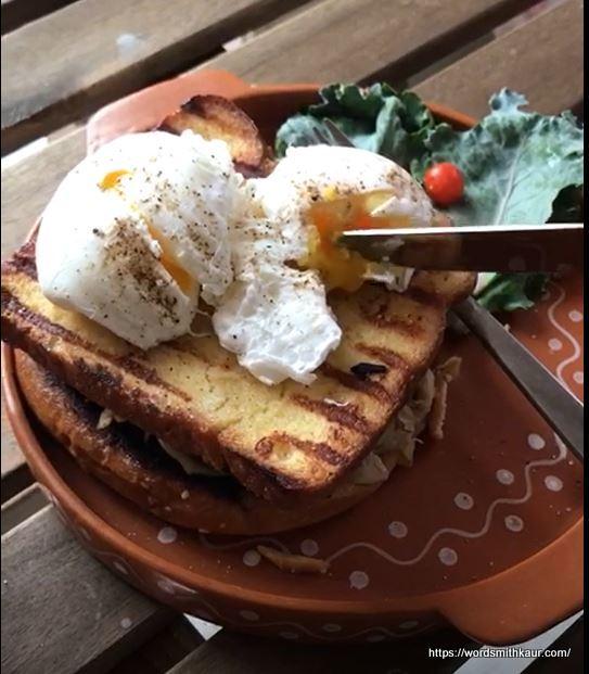 Easy Eggs Benedict Fusion Style