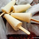 Quick and Easy Lychee Kulfi Recipe