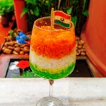Tri-coloured Pudding Recipe