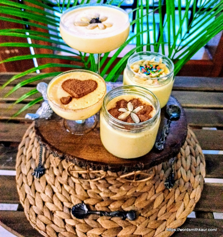 Shahi Paneer Pudding Recipe