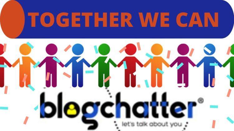 #MyFriendAlexa Voyage with #Blogchatter!